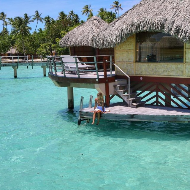Le Taha French Polynesia Estou completamente apaixonada por este hotel!hellip