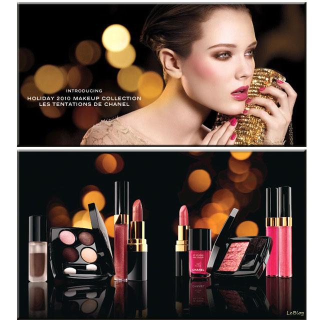 maquiagem Chanel, Chanel, maquiagens de final de ano, make, maquiagem para noite, dicas de natal, Cristmas Collection, coleção de maquiagem de natal da Chanel
