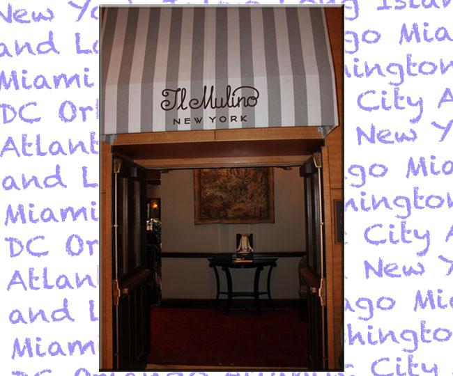 Il Mulino, Restaurante Il Mulino, Restaurantes em Miami, Restaurante hotel acqualina, dicas de Miami, onde comer em Miami, restaurante italiano Miami, hotel acqualina,