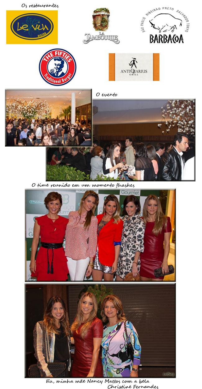 inauguração da área gourmet do Park Shopping Brasília, shoppings em Brasília, restaurantes em Brasília, Le Vin Brasília, Park Shopping Brasília, Christine Fernandes no Park Shopping