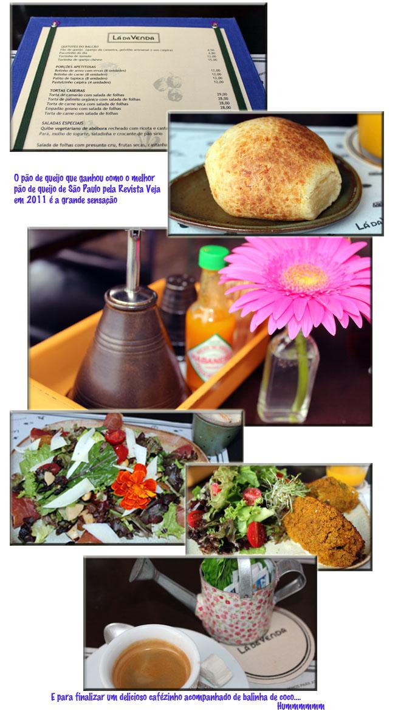 La da venda, Vila madalena, coisas da vila, melhor pão de queijo de São Paulo, lugares de comidas saudáveis vila madalena, restaurantes em São Paulo, almoço leve