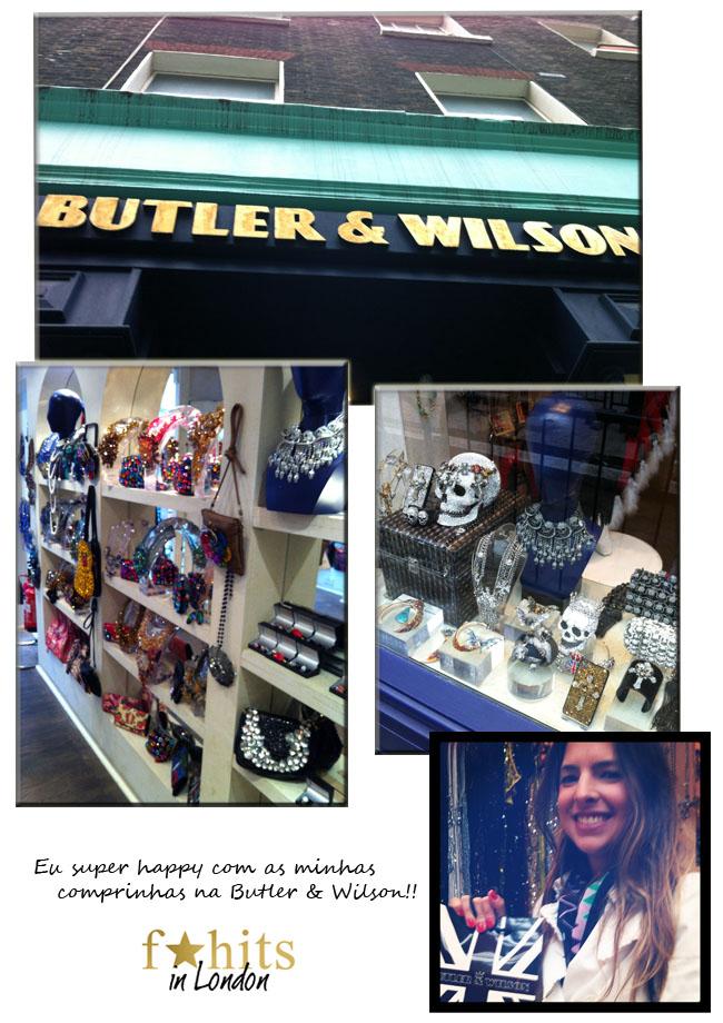 Londres, dicas de Londres, compras em Londre, fhits, fhits em Londres, butler & wuilson, Butler & wilson LOndres