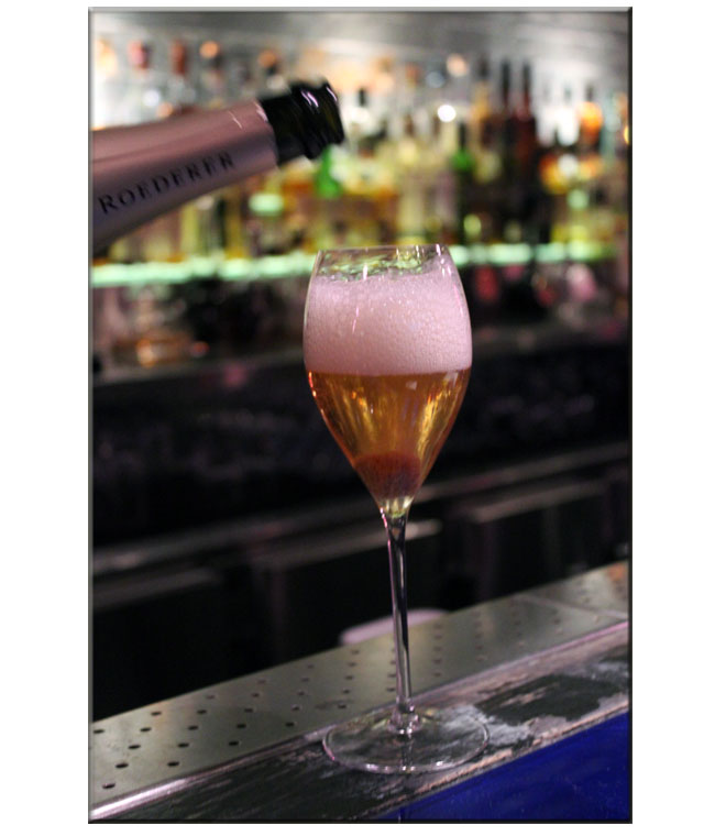 receita, receita de drink, drink de champagne, drink com champagne, hakkasan, hakkasan londres, cocktail, como fazer cocktail
