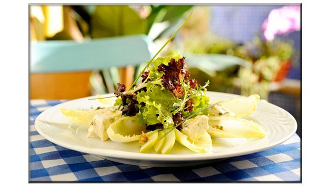 Salada Le Vin, receita, receita de falada, receitas faceis, como fazer salada