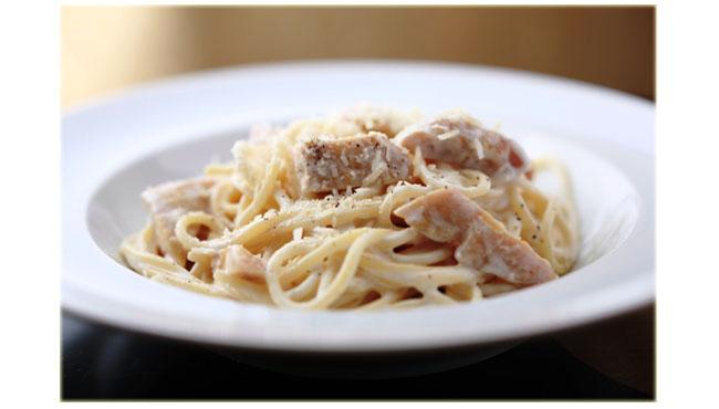 spaghetti, spaghetti al gorgonzola, massa, receita, receita de massa, receita do chef carlos bertolazzi, restaurante spago