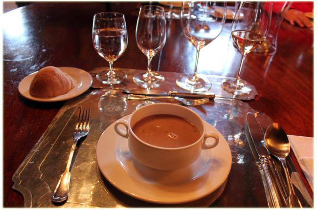 receita, sopa de castanha, quinta do porto, sogrape, portugal, receitas portuguesas