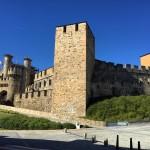 Um castelo no caminho Hoje comeamos o dia em Elhellip