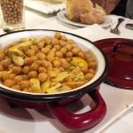 Jantar no Restaurante Serrano em Astorga com menu especial dehellip