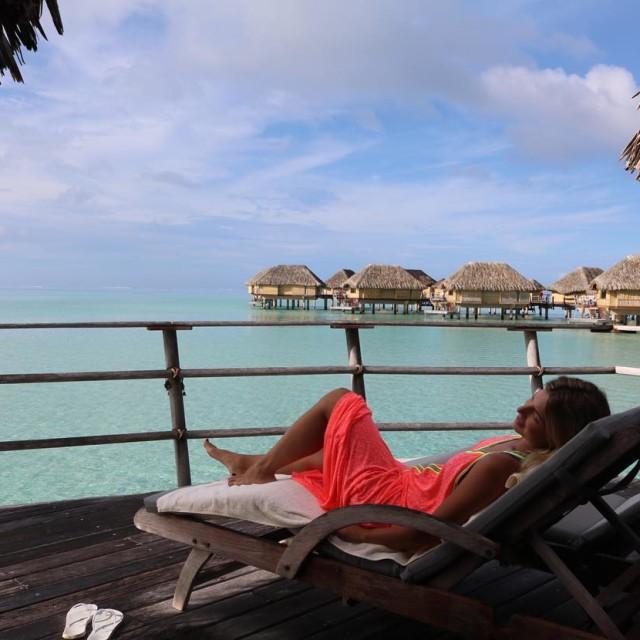 J aqui sonhando com al French Polynesia  Tahiti viagenshellip