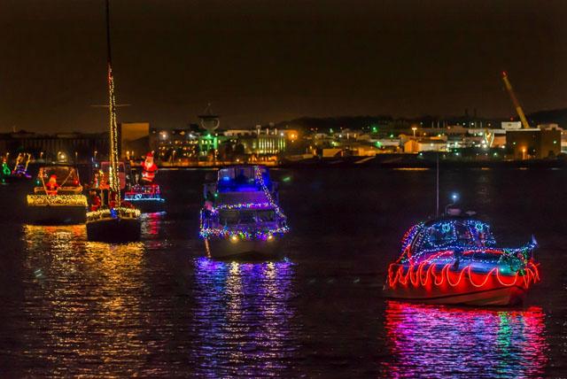 barcos natal